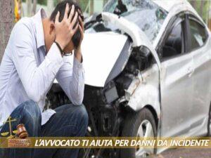 AVVOCATO ESPERTO DANNI DA INCIDENTE STRADALE Ivrea Torino Milano