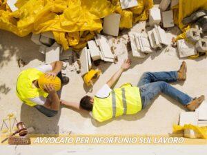 Avvocati esperti in infortuni sul lavoro Ivrea Torino Milano